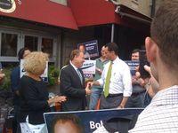 Bob Zuckerman endorsed by Rep. Anthony Weiner
