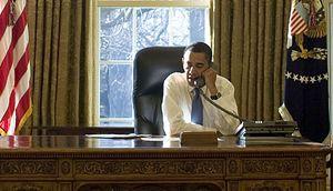 Obamadesk