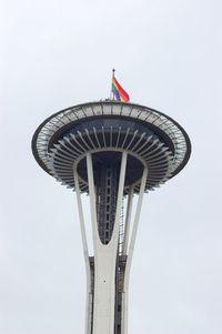 Flag-needle