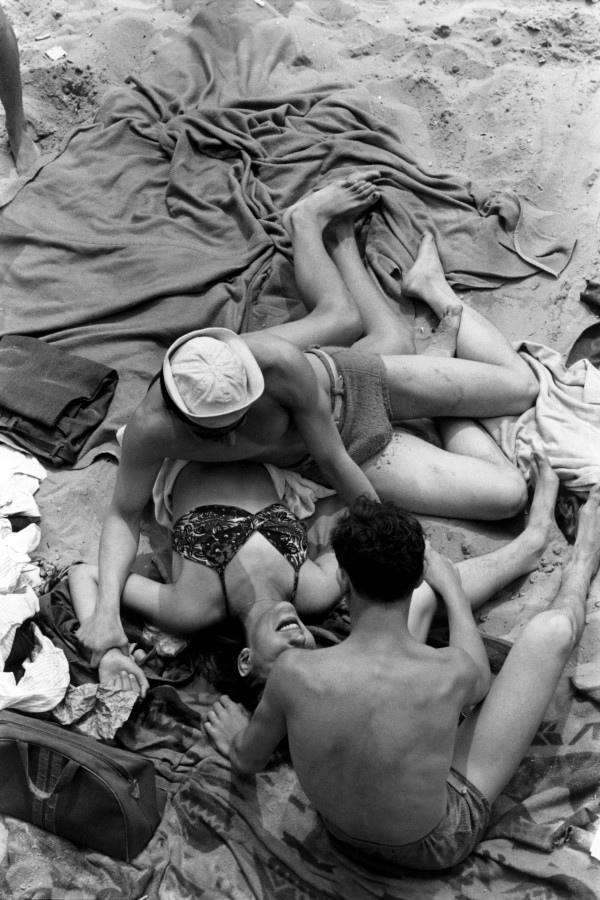 Coney Island, New York, 1946 by Henri Cartier-Bresson