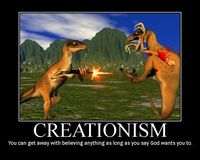 Anti-science-creationism