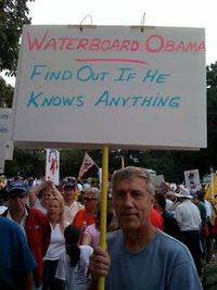 Obama-hate-waterboard