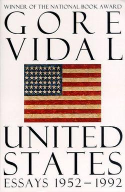 Gore Vidal's United States (1952-1992)