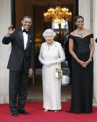 QEII-and-POTUS-BHO-and-FLOTUS