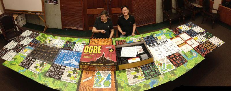 Ogre-game