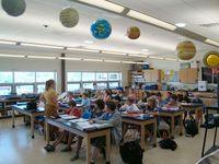 Summit Science classroom