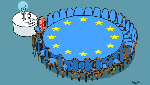Britain-EU