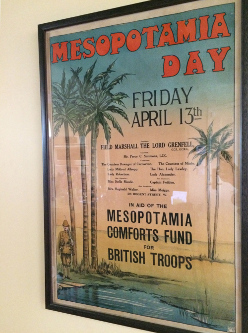 Mesopotamia-Day-1917