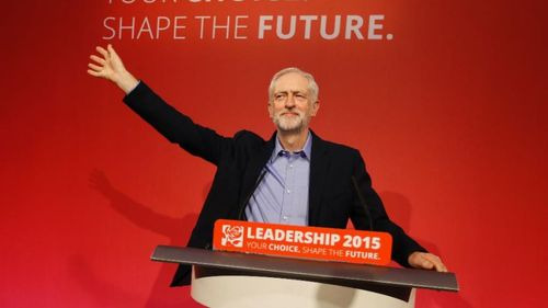 Britain New Labour Party Leader-1