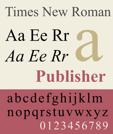 396px-Times_New_Roman-sample