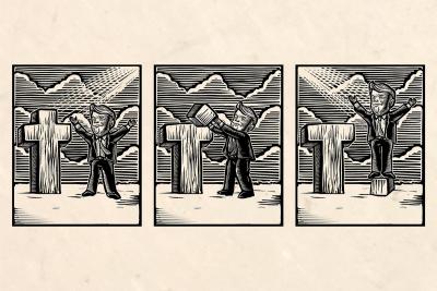 Brian Reedy illustration New Republic