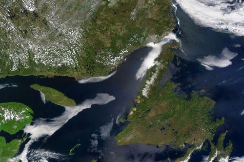 NewfoundlandSpaceAlamy